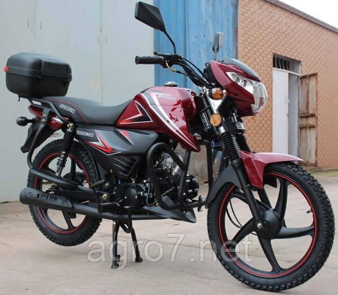 Мотоцикл с доставкой Spark SP125C-2C, фото 1