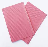 Стоматологический нагрудник - розовый, 500 шт