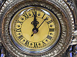 """Часы  """"Барокко"""" каминные из бронзы, фото 4"""