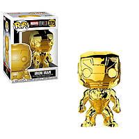 Фигурка Funko Pop Золотой хром Железный человек (33434) #375, фото 1