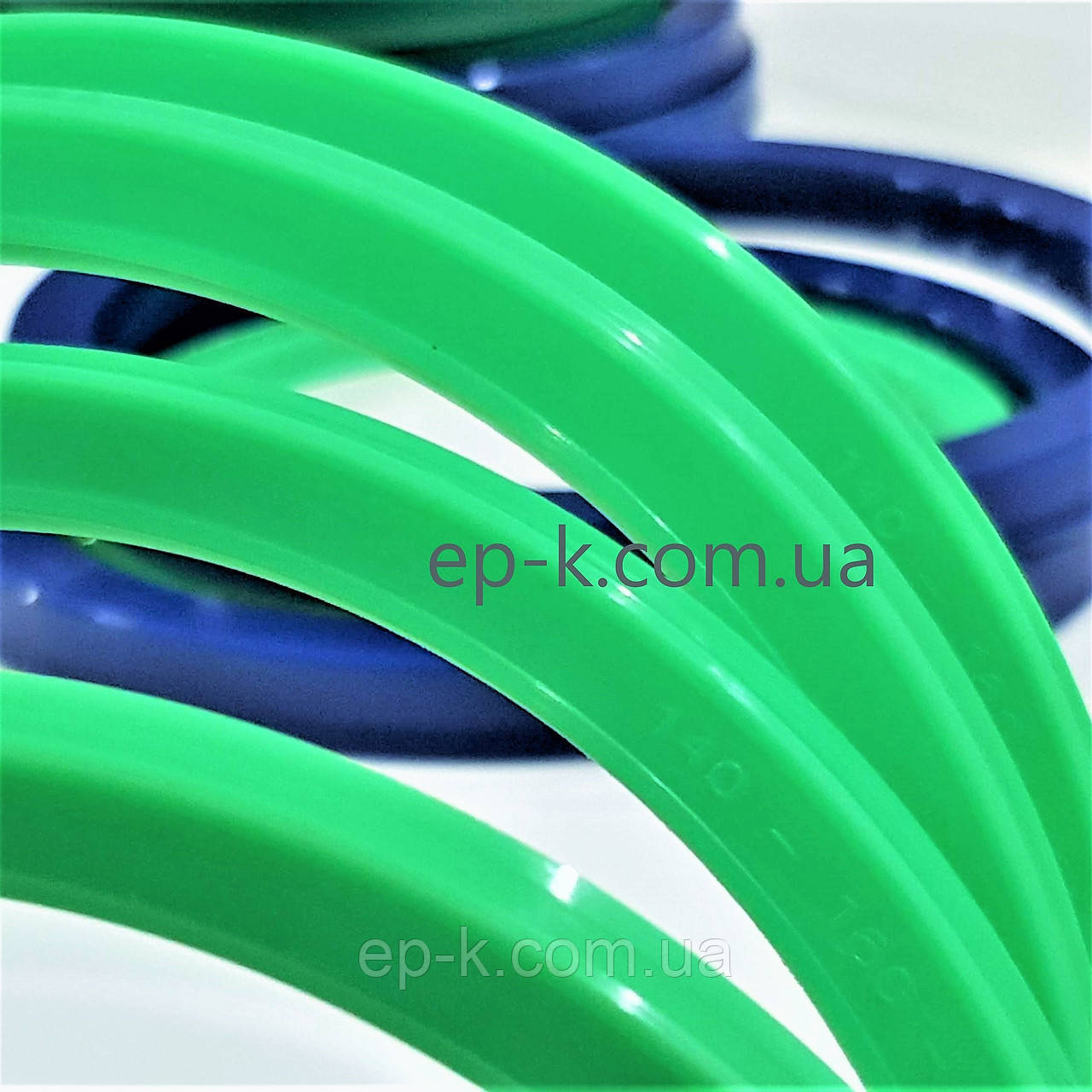 Манжета поліуретанова PU 55х45х7 Green