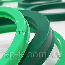 Манжета поліуретанова PU 55х45х7 Green, фото 2