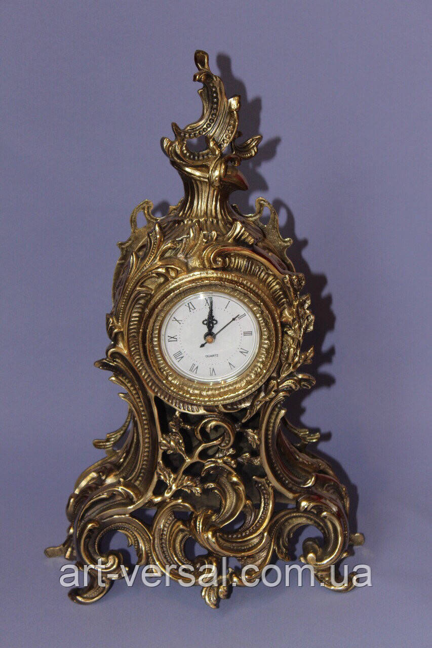 "Часы ""Класика"" каминные бронза"