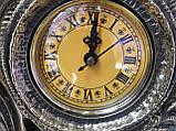"Часы ""Класика"" каминные бронза, фото 4"