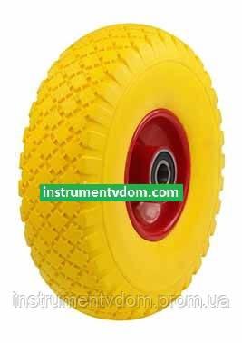 Колесо пенополиуретановое 3.00-4/204 (диаметр 270 мм)