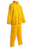 Костюм водостойкий ПВХ / нейлон ( желтый ).