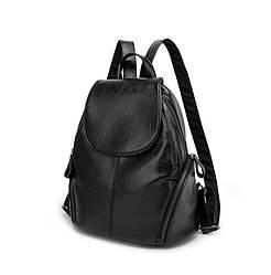 Городской рюкзак женский стильный 17 л L-16413 черный