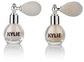 Мерцающая пудра для лица и тела Kylie Shimmer Powder (Розовый и шампань) | 608