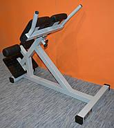Гиперэкстензия тренажер регулируемый ( Тренажер для гиперэкстензии | римский стул ) до 200 кг., фото 2