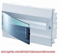Щит ABB Mistra l41F 18 модулей, внутренний (1SLM004101A1204)