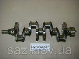 Вал колінчастий Д 245 (7 отворів)