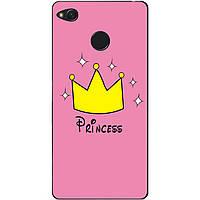 Силиконовый чехол бампер для Xiaomi Redmi 4x с рисунком Princess