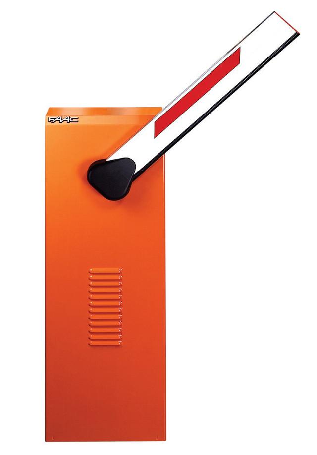 Автоматический гидравлический шлагбаум FAAC 620 STD WINTER -40°C (стрела 4,8 м)