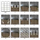 Шафа-купе з художнім матуванням на бронзових дзеркалах, фото 5