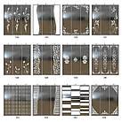 Шафа-купе з художнім матуванням на бронзових дзеркалах, фото 7