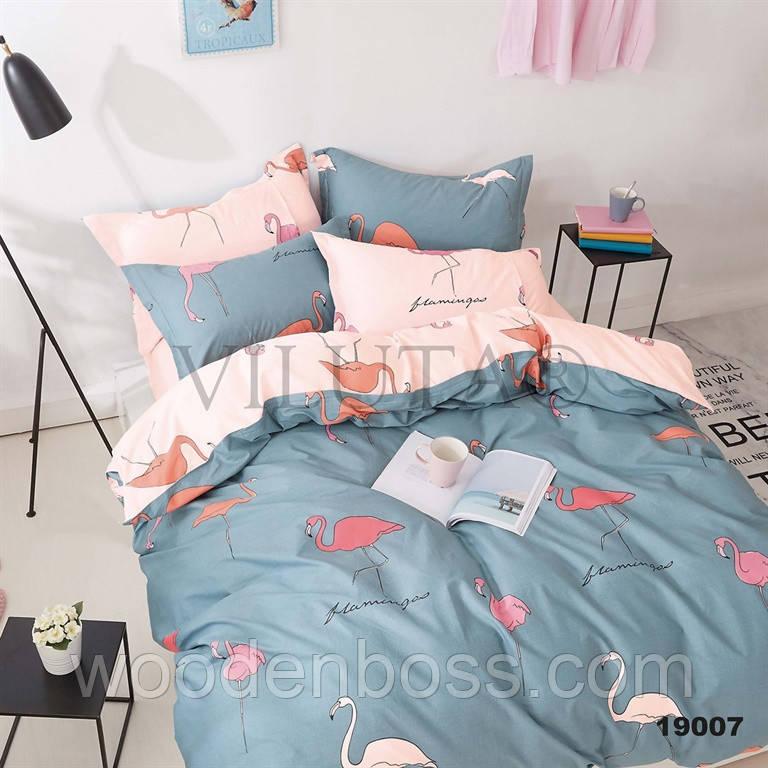 Подростковый комплект постельного белья 19007