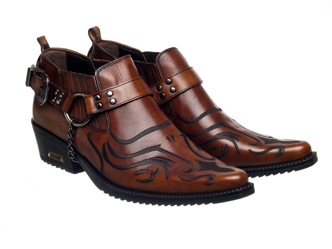 Казаки Etor 26-8041-4900 41 коричневые