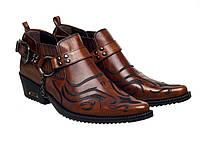 Казаки Etor 26-8041-4900 41 коричневые, фото 1