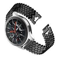 Ремешок Swift для Samsung Watch 46mm Drop Classic Black (00123471)