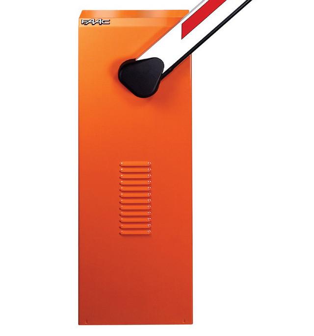 Стойка гидравлического шлагбаума 620 STD LH с встроенным блоком управления 624 BLD, стрела 4 - 5 метра, время открытия 3,5-4,5 сек., интенсивность 70 %