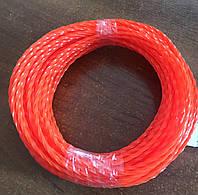 Леска для мотокос 2,7мм ВИТАЯ (Twist) (20м)