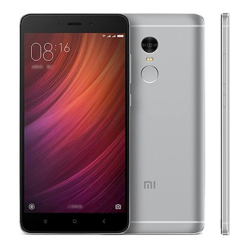 Смартфон Xiaomi Redmi Note 4 3/64GB (Gray)