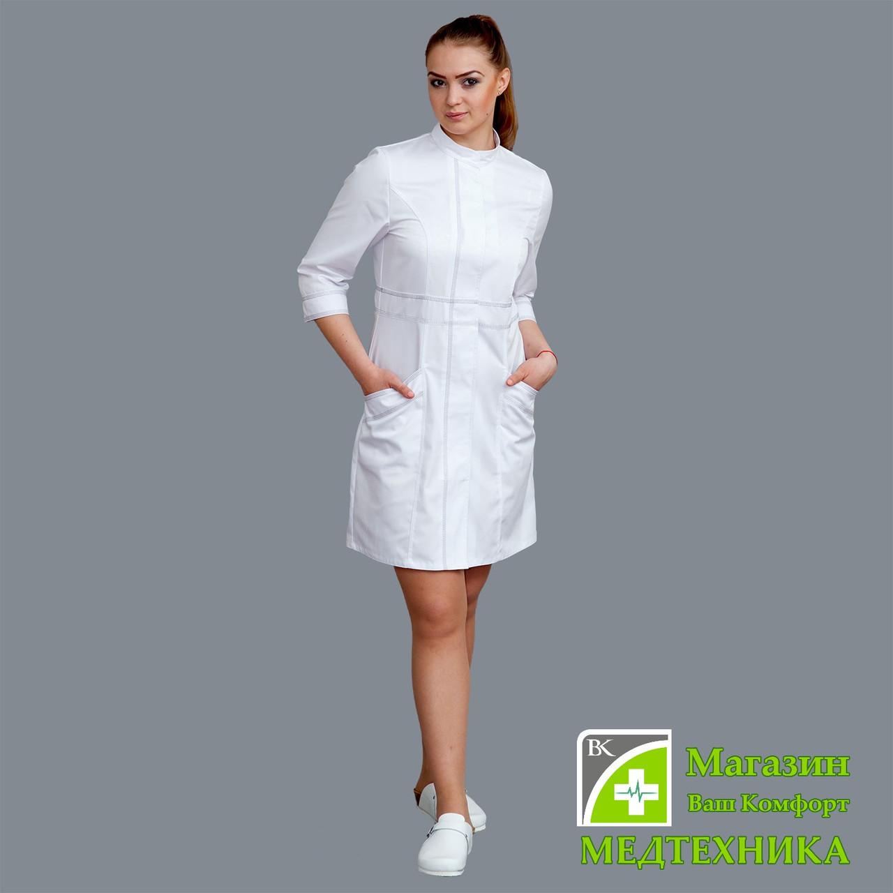 Женский медицинский халат «Фиона»