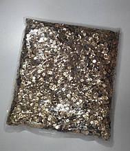 Паєтки 6,5-7,00 мм золото