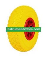 Колесо пенополиуретановое 3.00-4/20 (диаметр 260 мм)