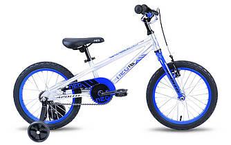 """Велосипед 16"""" Apollo NEO boys синий/черный"""