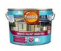 Pinotex Wood Paint Duo VX+ масляная краска на водной основе для деревянных фасадов 1л