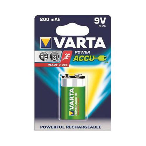 Аккумулятор Varta Ni-Mh 200 mAh krona
