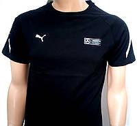 Мужская футболка PUMA MERCEDES,оригинал.р.м,xl.