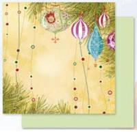 Скрап бумага Folia Christmas_04