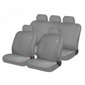 Чехлы на сиденье автомобиля Hadar Rosen SOLID Светло-Серый 10929