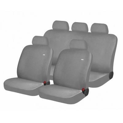 Чехлы на сиденье автомобиля Hadar Rosen SOLID Светло-Серый 10929, фото 2