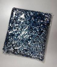 Паєтки 6,5-7,00 мм сніжно-блакитний