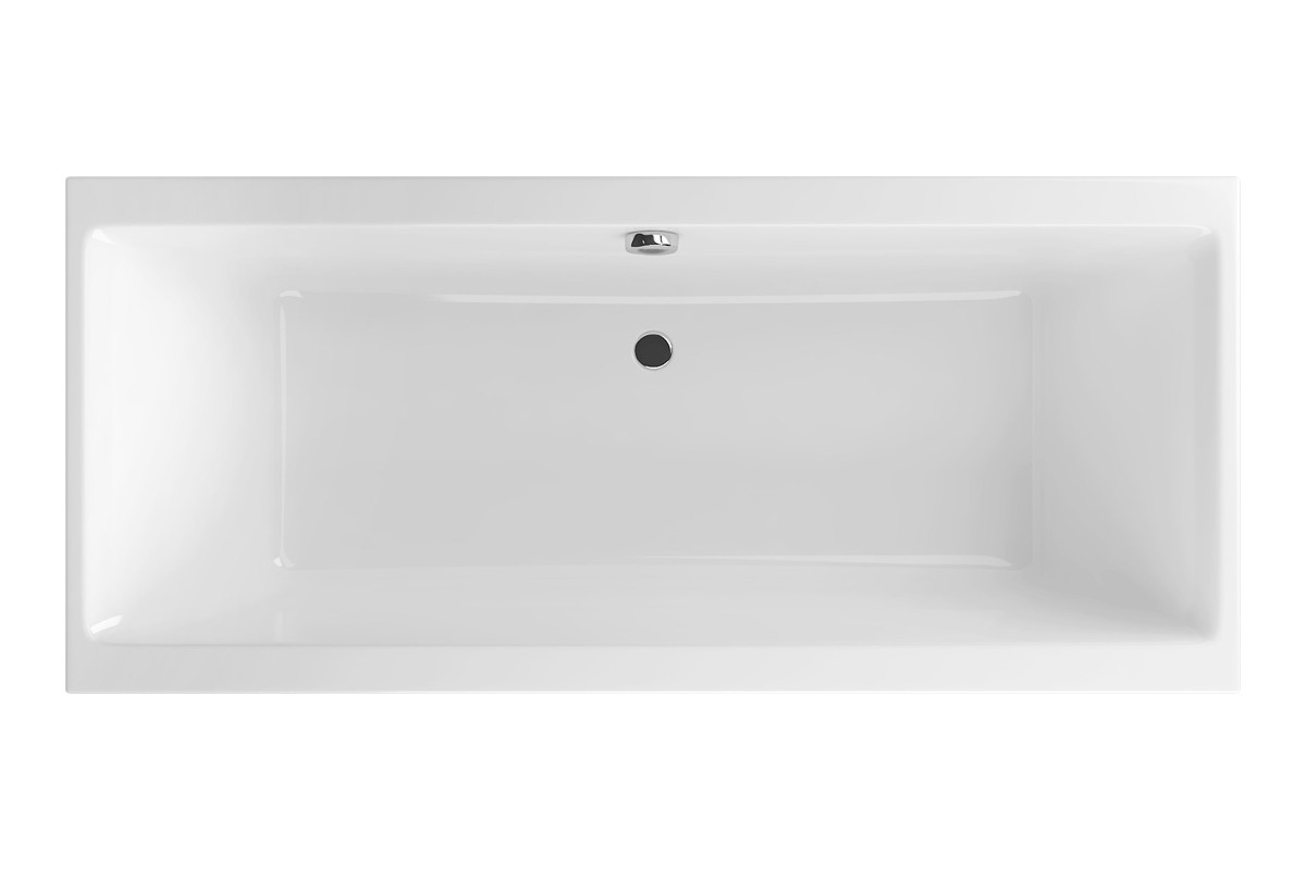 Ванна Excellent Pryzmat 1605x755 мм (WAEX.PRY16WH)