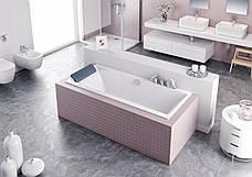 Ванна Excellent Pryzmat Slim 1700x750 мм (WAEX.PRY17WHS-BN), фото 2