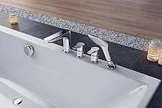 Ванна Excellent Pryzmat Slim 1700x750 мм (WAEX.PRY17WHS-BN), фото 3