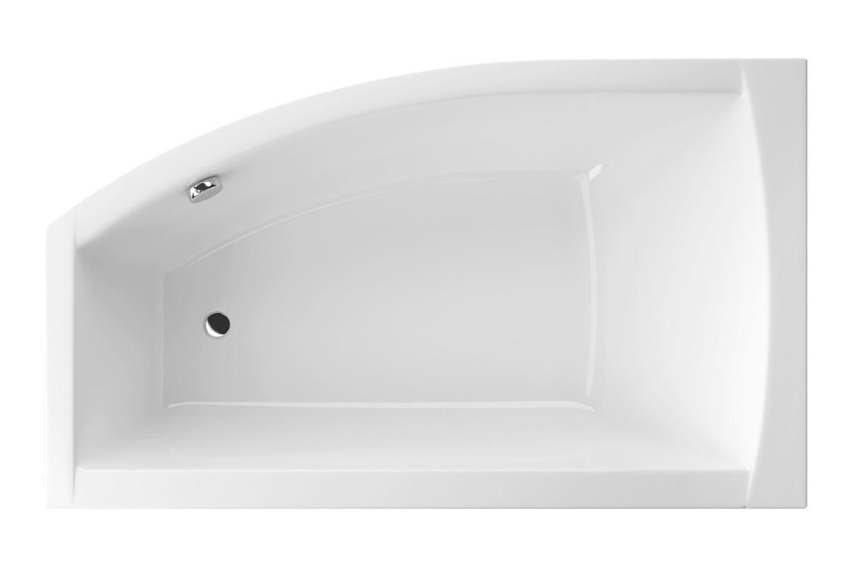 Ванна Excellent Magnus 1600x950 мм, ліва (WAEX.MGL16WH)