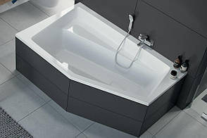 Ванна Excellent Vesper 1600x1000 мм, ліва (WAEX.VEL16WH), фото 2
