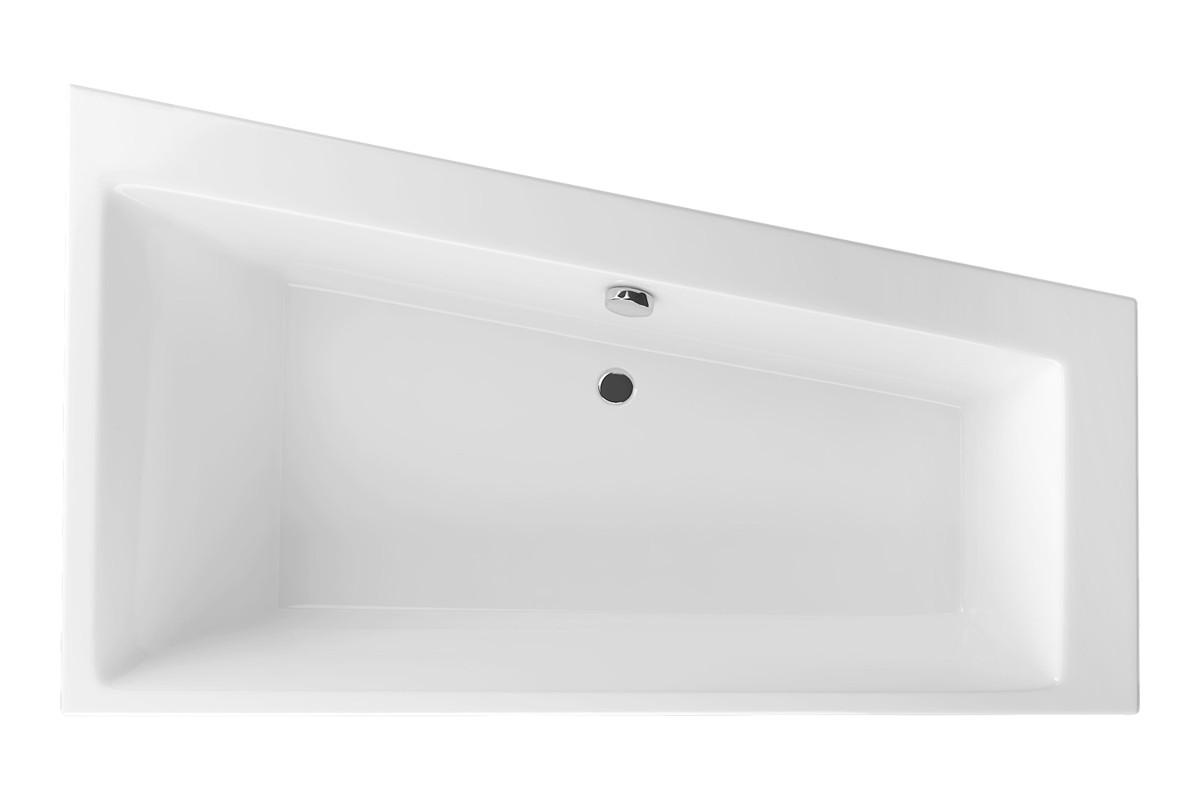 Ванна Excellent Sfera Slim 1700x1005 мм, права (WAEX.SFP17WHS)