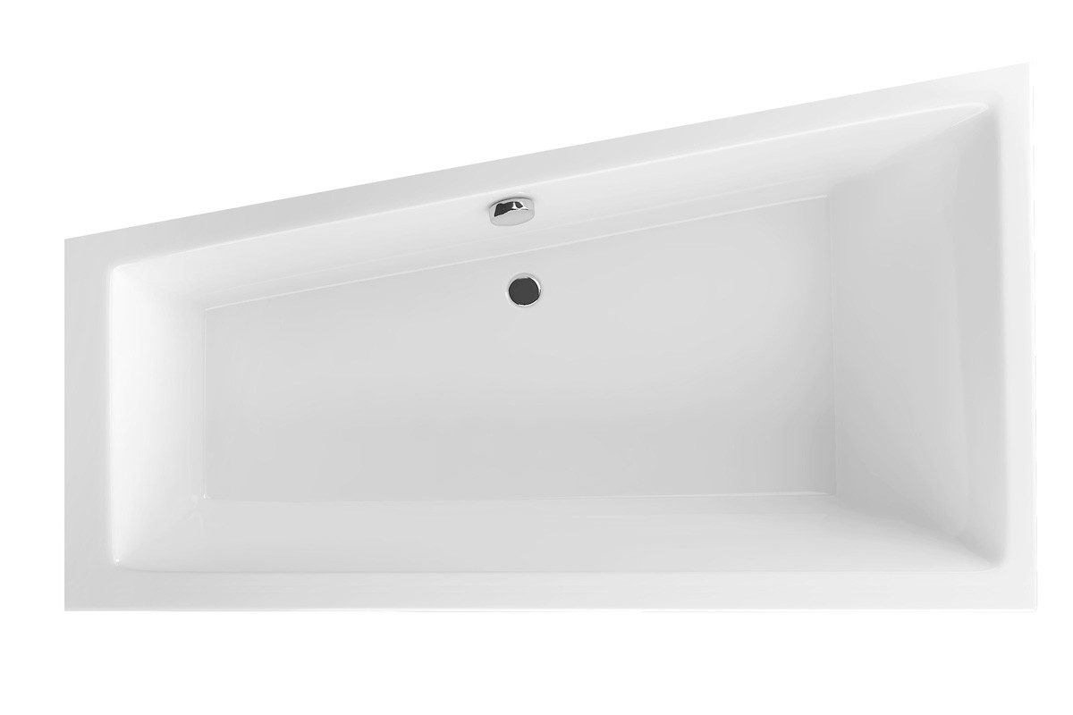 Ванна Excellent M-Sfera 1600x950 мм, ліва (WAEX.MSL16WH-BN)
