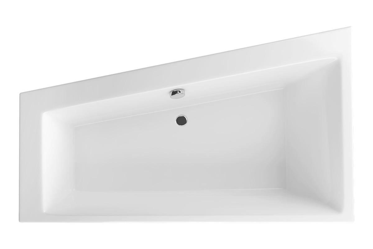 Ванна Excellent M-Sfera Slim 1600x950 мм, ліва (WAEX.MSL16WHS)