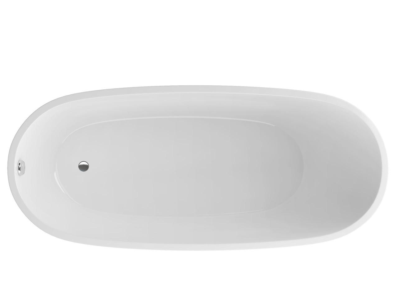 Ванна окремостояча Excellent Comfort+ 1750x780 мм (WAEX.CMP17WH)