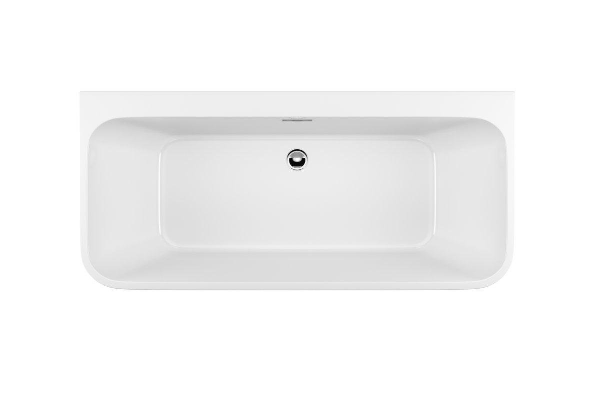 Ванна окремостояча Excellent Lila 1600x730 мм (WAEX.LIL16WH)
