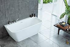 Ванна окремостояча Excellent Lila 1600x730 мм (WAEX.LIL16WH), фото 3