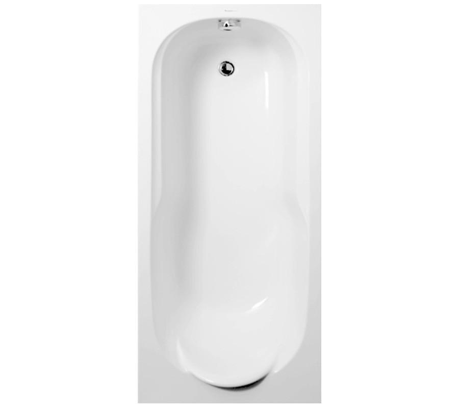 Ванна Vagnerplast Nymfa 160x70 см (VPBA167NYM2E-01)
