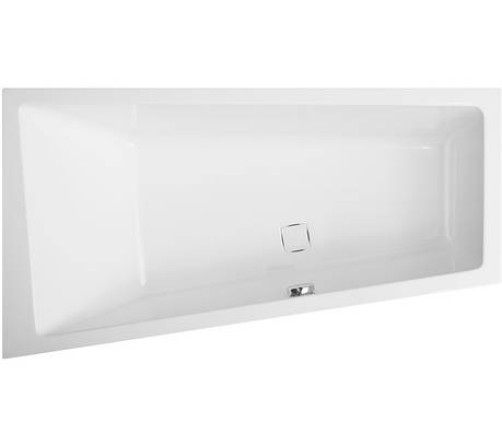 Ванна Vagnerplast Cavallo Offset 160x90 см, ліва (VPBA169CAV3LX-01), фото 2